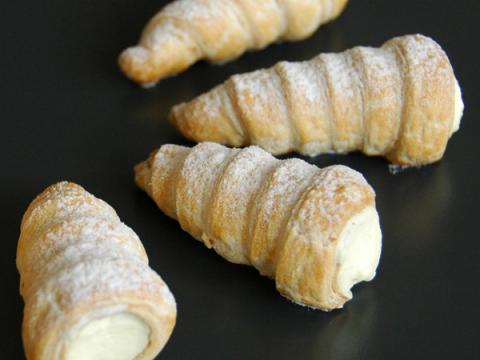Mini-Pâtisseries; das Dessert fürs Buffet